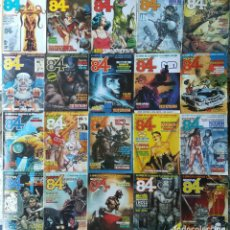 Cómics: ZONA 84 COMPLETA 96 NUMEROS MAS TRES ESPECIALES. Lote 240603640