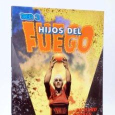 Cómics: DEN 3. HIJOS DEL FUEGO (RICHARD CORBEN) TOUTAIN, 1992. OFRT. Lote 241071855