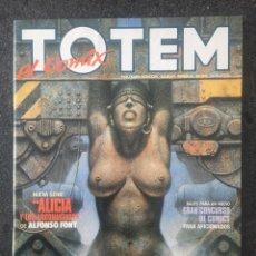Cómics: TOTEM EL COMIX Nº 20 - 1ª EDICIÓN - TOUTAIN - 1988 - ¡COMO NUEVO!. Lote 241172720