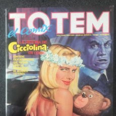Cómics: TOTEM EL COMIX Nº 22 - 1ª EDICIÓN - TOUTAIN - 1988 - ¡MUY BUEN ESTADO!. Lote 241173640