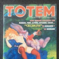 Cómics: TOTEM EL COMIX Nº 23 - 1ª EDICIÓN - TOUTAIN - 1988 - ¡NUEVO!. Lote 241174100