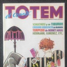 Cómics: TOTEM EL COMIX Nº 25 - 1ª EDICIÓN - TOUTAIN - 1988 - ¡COMO NUEVO!. Lote 241176715