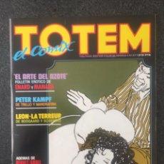 Cómics: TOTEM EL COMIX Nº 27 - 1ª EDICIÓN - TOUTAIN - 1988 - ¡COMO NUEVO!. Lote 241177685