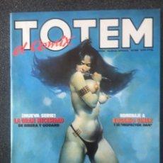 Cómics: TOTEM EL COMIX Nº 29 - 1ª EDICIÓN - TOUTAIN - 1989 - ¡NUEVO!. Lote 241178665