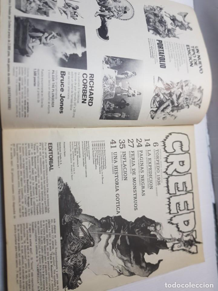 Cómics: Comic Crepy n°34 de 1982 de Toutain Editorial - Foto 2 - 241182795