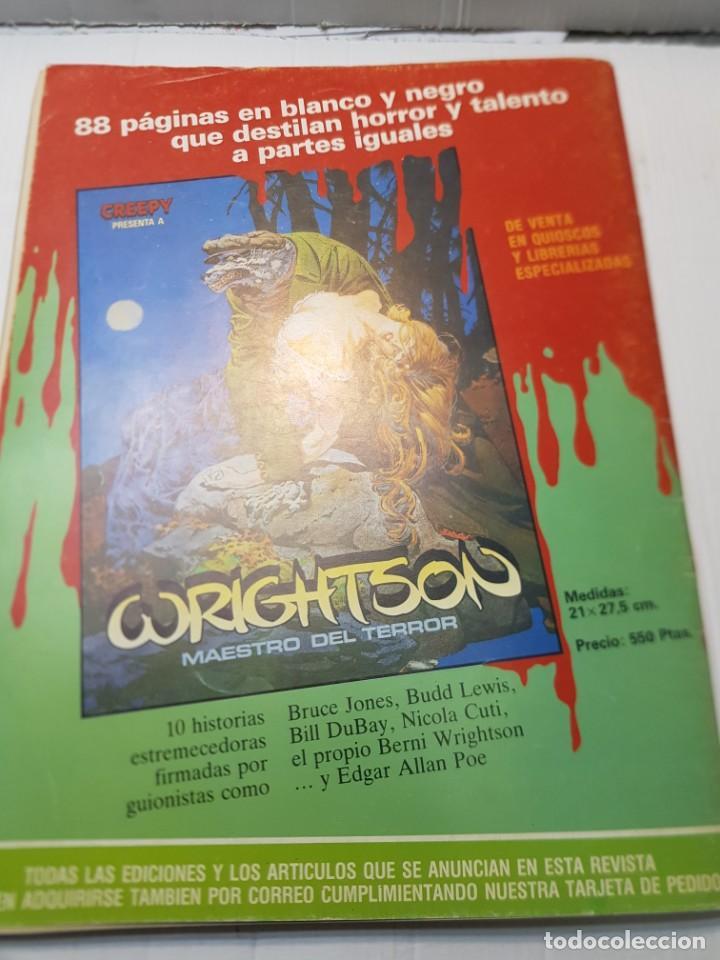 Cómics: Comic Crepy n°34 de 1982 de Toutain Editorial - Foto 4 - 241182795