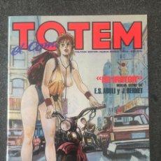 Cómics: TOTEM EL COMIX Nº 33 - 1ª EDICIÓN - TOUTAIN - 1989 - ¡NUEVO!. Lote 241650450