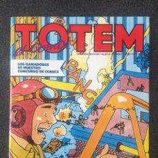 Cómics: TOTEM EL COMIX Nº 35 - 1ª EDICIÓN - TOUTAIN - 1989 - ¡NUEVO!. Lote 241652590