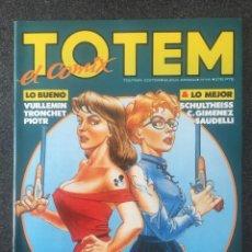 Cómics: TOTEM EL COMIX Nº 44 - 1ª EDICIÓN - TOUTAIN - 1990 - ¡NUEVO!. Lote 241701840