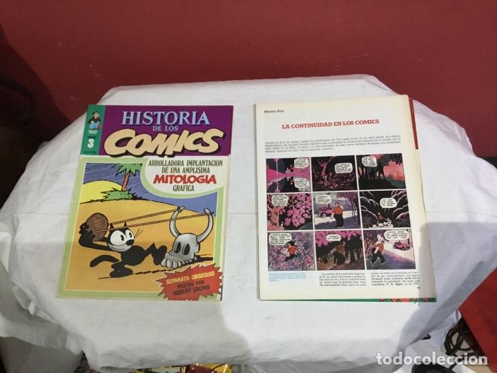 Cómics: COLECCION COMPLETA de la HISTORIA DE LOS COMICS . 48 números - Foto 3 - 242041850