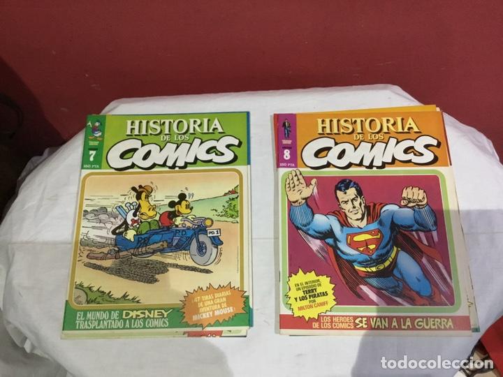 Cómics: COLECCION COMPLETA de la HISTORIA DE LOS COMICS . 48 números - Foto 5 - 242041850
