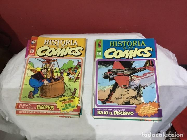 Cómics: COLECCION COMPLETA de la HISTORIA DE LOS COMICS . 48 números - Foto 8 - 242041850