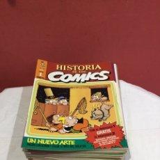 Cómics: COLECCION COMPLETA DE LA HISTORIA DE LOS COMICS . 48 NÚMEROS. Lote 242041850