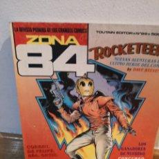 Fumetti: ZONA 84 88 ROCKETTER 2. Lote 242220455