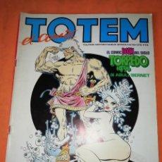 Cómics: TOTEM EL COMIX. Nº 18. TOUTAIN EDITOR.. Lote 242249280