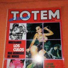 Cómics: TOTEM EL COMIX. Nº 21. TOUTAIN EDITOR.. Lote 242249700