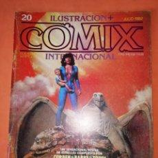 Cómics: COMIX INTERNACIONAL. Nº 20 TOUTAIN EDITOR.. Lote 242250390