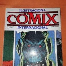 Cómics: COMIX INTERNACIONAL. EXTRA Nº 3. Nº 11,12 Y 13. RETAPADOS SIN PORTADA.TOUTAIN EDITOR.. Lote 242253885