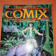 Cómics: COMIX INTERNACIONAL. Nº 53. TOUTAIN EDITOR.. Lote 242460230