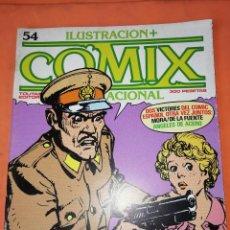 Cómics: COMIX INTERNACIONAL. Nº 54. TOUTAIN EDITOR.. Lote 242463220