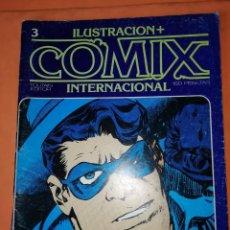 Cómics: COMIX INTERNACIONAL. Nº 3. TOUTAIN EDITOR.. Lote 242463965