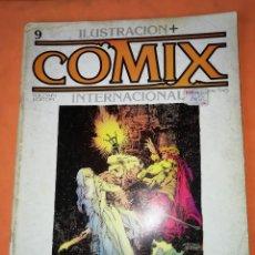 Cómics: COMIX INTERNACIONAL. Nº 9. TOUTAIN EDITOR.. Lote 242464665