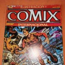 Cómics: COMIX INTERNACIONAL. Nº 42. TOUTAIN EDITOR.. Lote 242465235