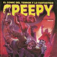 Cómics: CREEPY-TOUTAIN- Nº 72 -LA PRIMERA PUBLICACIÓN MUNDIAL DE TERROR-1985-F.CLAVÉ-J.ORTIZ-MONÉS--LEA-4331. Lote 243056815