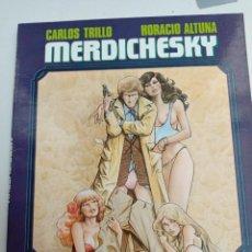 Cómics: X MERDICHESKY, DE TRILLO Y ALTUNA (TOUTAIN). Lote 243380975