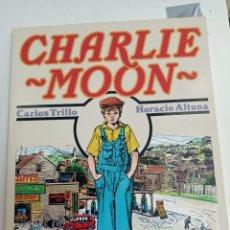 Cómics: X CHARLIE MOON, DE TRILLO Y ALTUNA (TOUTAIN). Lote 243381155
