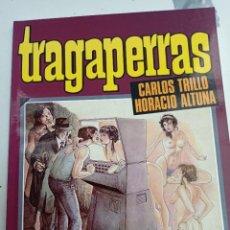 Comics : X TRAGAPERRAS, DE TRILLO Y ALTUNA (TOUTAIN). Lote 243381370