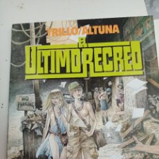 Cómics: X EL ULTIMO RECREO, DE TRILLO Y ALTUNA (TOUTAIN). Lote 243381585