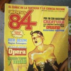 Fumetti: ZONA 84 Nº 77. Lote 243827895