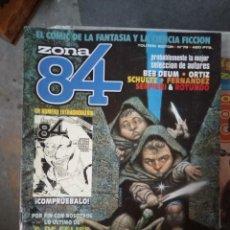 Fumetti: ZONA 84 Nº 79. Lote 243828055