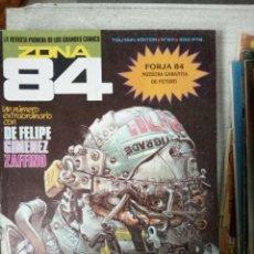 Fumetti: ZONA 84 Nº 94. Lote 243828915