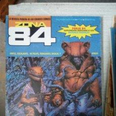 Fumetti: ZONA 84 Nº 86. Lote 243830080