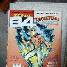 Fumetti: ZONA 84 Nº 88. Lote 243830235