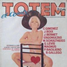 Cómics: TOTEM EL COMIX Nº 8 - 1ª EDICIÓN - TOUTAIN. Lote 243851910