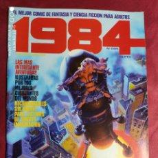 Cómics: 1984 Nº 2 TOUTAIN. 1978. 1ª EDICIÓN. 75 PTS.. Lote 244435180