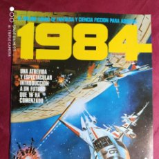 Cómics: 1984. Nº 3. TOUTAIN. 1979. 1ª EDICIÓN. 75 PTS.. Lote 244435755