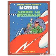 Cómics: SOBRE LA ESTRELLA MOEBIUS. Lote 244472885
