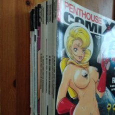 Fumetti: 14 PENTHOUSE COMIX Nº 23 - 30 - 32 - 33 - 34 - 36 - 37 - 46 - 48 - 50 - 63 - 67 - 68 - 82. Lote 200373472