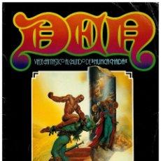 Cómics: CORBEN. DEN -VIAJE FANTÁSTICO AL MUNDO DE NUNCA NADA- TOUTAIN 1ª EDICIÓN 1978.. Lote 245080745