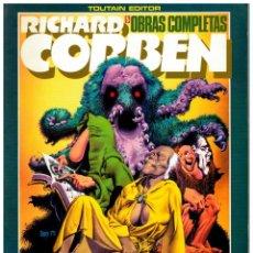 Comics : CORBEN. OBRAS COMPLETAS 5. UNDERGROUND 2. TOUTAIN 1985. BUENO.. Lote 245081790