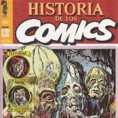 Cómics: HISTORIA DE LOS COMICS - TOUTAIN - FASCICULO Nº 12. Lote 245262910