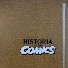 Cómics: HISTORIA DE LOS COMICS. EDITORIAL TOUTAIN. 1983. TAPAS PARA ENCUADERNAR, VOLUMEN 1.- COMPLETAS. Lote 245264355