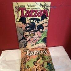 Cómics: EL NUEVO TARZAN COMICS DE 1980 EDITORIAL TOUTAIN. Lote 245394010