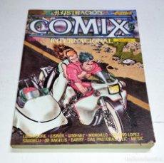 Cómics: TOMO EXTRA Nº 6 ILUSTRACION + COMIX AÑOS 80. Lote 245552760
