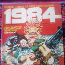 Cómics: 1984. N. 52. MAYO 1983.. Lote 246084195