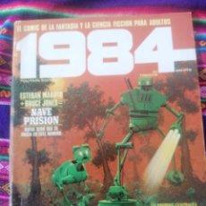Cómics: 1984. N. TREINTA. EXTRA ESPECIAL. RESUMEN S. I. COMIC Y ILUSTRACION BCN.. Lote 246085265